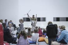 <strong>2015 Instrumenty ludowe, warsztaty dla dzieci</strong>